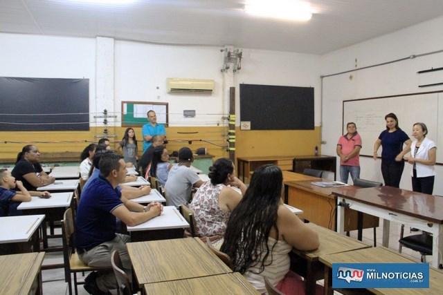 Curso teórico e prático aconteceu no NIAP (Núcleo de Iniciação e Aperfeiçoamento Profissional). Foto: Secom/Prefeitura
