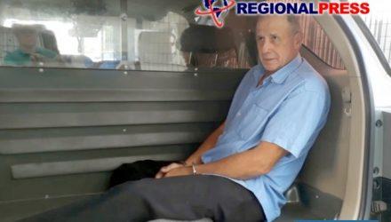 Pastor Maurílio Rodrigues, de 55 anos, acusado de cometer estupros seguidos contra filha adotiva. Foto: Regional Press