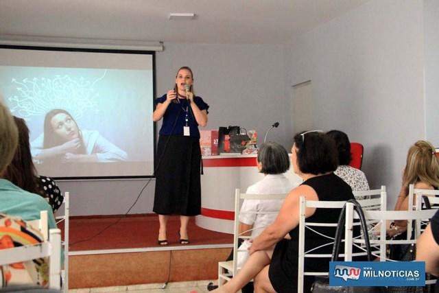 Dia foi de café da manhã na ACIA (Associação Comercial e Industrial de Andradina). Foto: Secom/Andradina