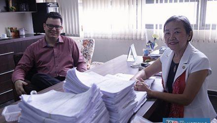 A aprovação mostra que a Administração da prefeita Tamiko vem fazendo o bom uso do dinheiro público dentro do que manda a Lei. Foto: Secom/Prefeitura