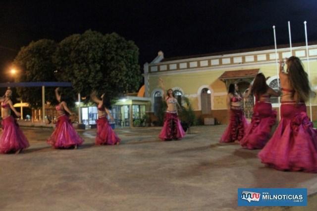 """a0c460aa5d8c6 Cultura de Andradina realizou """"Aulão de Zumba"""" em homenagem ao Dia ..."""