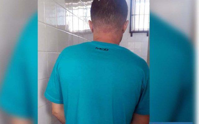 Servente passou uma noite na carceragem do plantão policial até ser liberado no dia seguinte em audiência de custódia. Foto: MANOEL MESSIAS/Agência