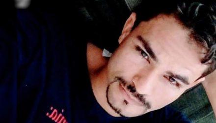 Chinayder Sousa Ramos é morto com uma facada em Itapaci, Goiás — Foto: Reprodução/ Facebook.