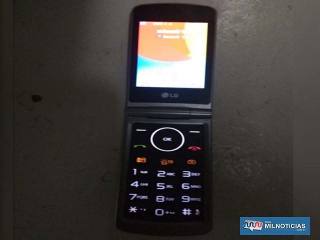 Furto de celular aconteceu quando vítima levou acusada até sua casa para doar-lhe roupas. Foto: DIVULGAÇÃO