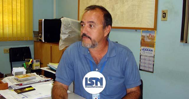 Isac Silva foi condenado por fraudes em licitação para compra de EPIs. Foto: Ilhasolteiranews/arquivo