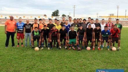 Futebol, futsal, basquete e handebol estão entre as modalidades a serem disputadas a partir deste fim de semana. Fotos: Secom/Prefeitura