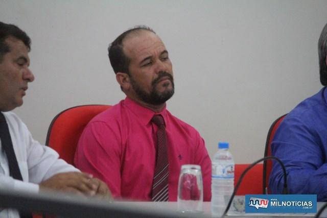 Vereador Kal Baiano
