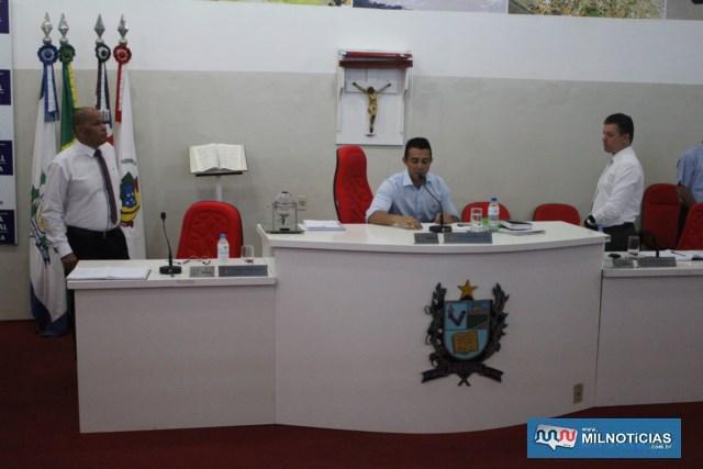 Seção contou com pouca presença de público. Fotos: MANOEL MESSIAS/Mil Noticias