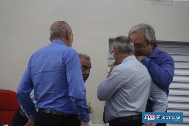 Muitas reuniões ocorreram antes do veredito final