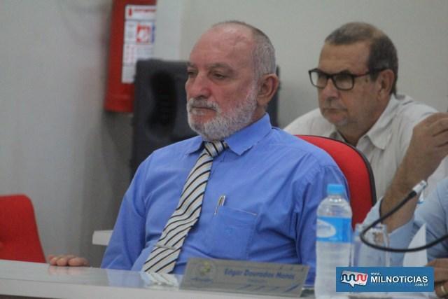 Vereador 'Joaquinzão' foi o único que votou contra a cassação