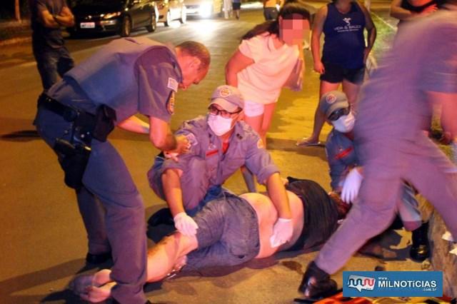 Disparo de arma de fogo acertou as costas do empresário, próximo da coluna vertebral, havendo necessidade da cirurgia para sua retirada. Foto: MANOEL MESSIAS/Agência