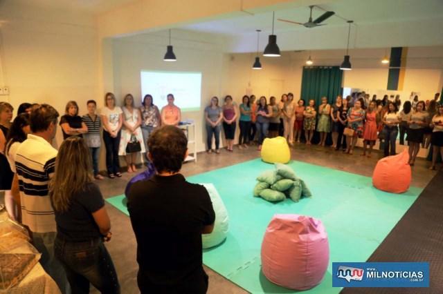 Sala equipada pelo Projeto Mentes Brilhantes atenderá as crianças do primeiro ao quinto ano. Fotos: Secom/Prefeitura