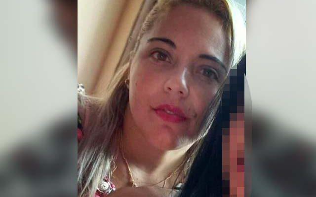 Rogéria Manoela Rocha, morreu após ser baleada na cabeça, em Mirandópolis. Foto: Reprodução/Facebbok ,