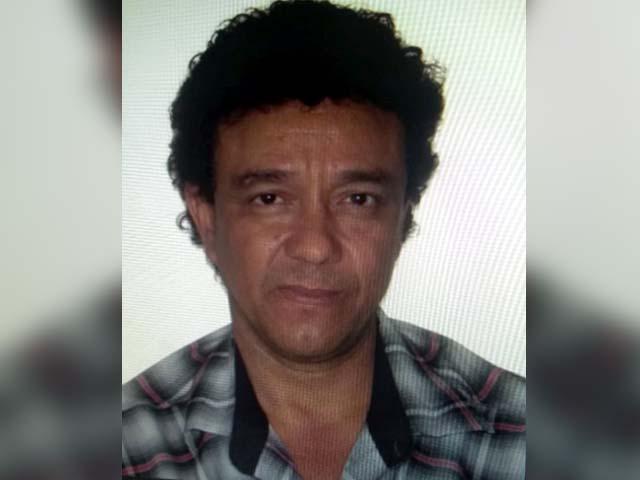 Polícia está procurando João Batista dos Santos, suspeito de matar a tiros a namorada em Mirandópolis. Foto: DIVULGAÇÃO