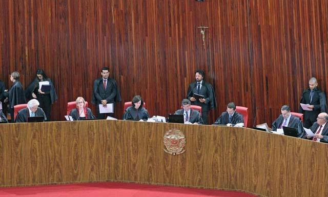 TSE - Tribunal Superior Eleitoral de São Paulo. Foto:DIVULGAÇÃO