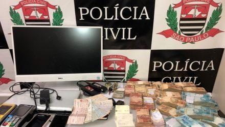 Operação Asclépio prendeu 17 pessoas no último dia 12. Algumas delas já foram soltos — Foto: Polícia Civil