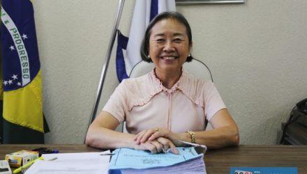 Tamiko antecipa salário para esta terça-feira, 30. Foto: Secom/Prefeitura