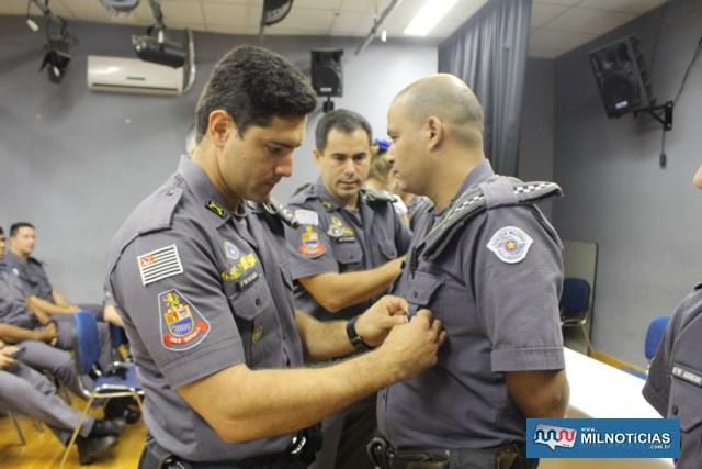 Láureas do Mérito Pessoal em 4º GRAU: Soldado PM Edivander Souza de Moura. FOTO: MANOEL MESSIAS