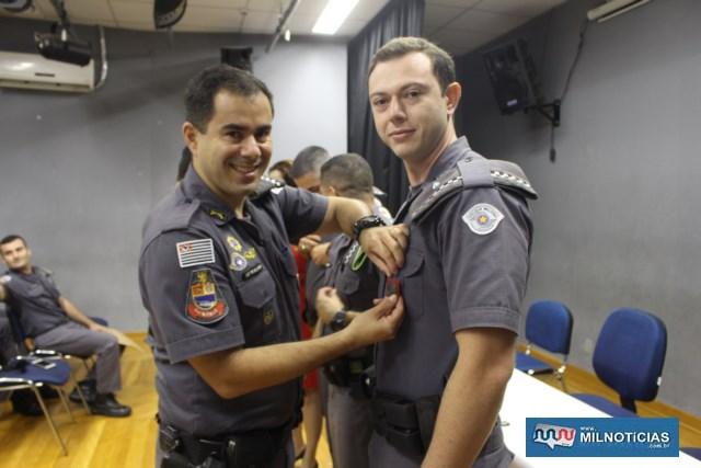 Láureas do Mérito Pessoal em 3º GRAU. Cabo Rafael Rosalem Dobe. FOTO: MANOEL MESSIAS