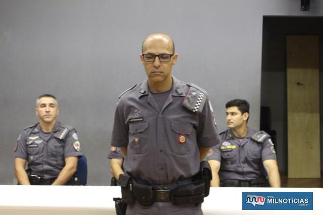 PM destaque individual fevereiro/19. 1º sargento PM F. Foto: Manoel Messias/Mil Noticias