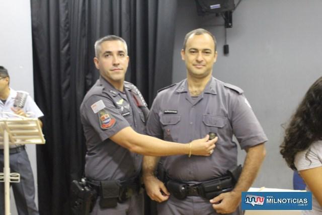 Láureas do Mérito Pessoal em 5º GRAU: Soldado PM Éder Zuccolini Muniz. Foto: MANOEL MESSIAS