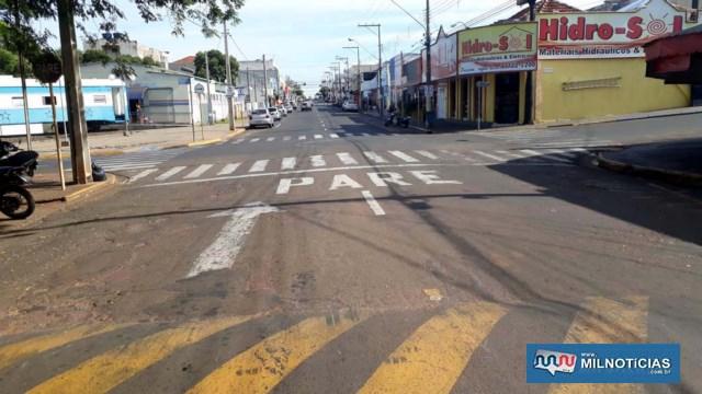 Acidente aconteceu depois que aposentado avançou preferencial da motoneta. Foto: MANOEL MESSIAS/Agência