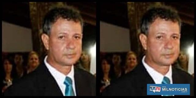 """Marceneiro Valdeci Francisco de Carvalho, conhecido por """"Cafú"""", havia desaparecido há 10 dias. Foto: Arquivo de família"""