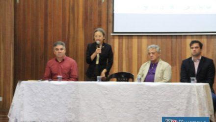Encontro discute 10 diretivas que o município deve executar visando à qualidade ambiental. Foto: Secom/Prefeitura