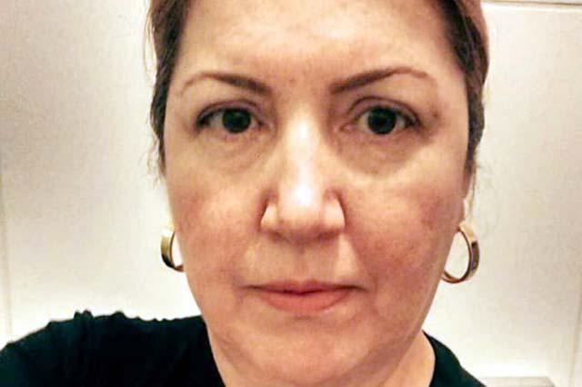 Professora Lucia Elisa Sanchez, de 51 anos. Foto:  (Reprodução/Facebook/Veja SP)
