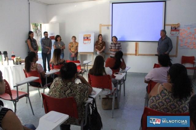 """Iniciado o """"Projeto Cuidando de Quem Cuida"""". Foto: Secom/Prefeitura"""