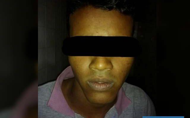 Capturado foi encaminhado ao plantão policial e posteriormente à cadeia de Ilha Solteira, à disposição da justiça. Foto: DIVULGAÇÃO