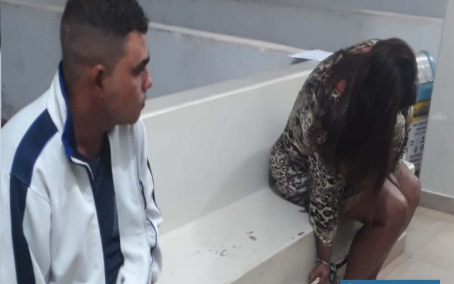 Dupla vai responder ao processo de tráfico de droga em liberdade. FOTO: MANOEL MESSIAS/Agência