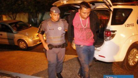 O pedreiro Jesus da Silva, de 28 anos, morador na cidade de Três Lagoas/MS, foi indiciado por tráfico de entorpecente. Foto: MANOEL MESSIAS/Agência