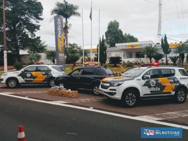 Fotos: DIVULGAÇÃO/PMRv