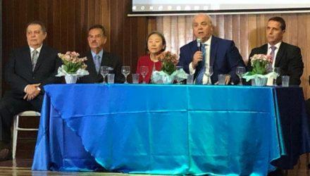 Dr Fernando Costa, faz a abertura oficial do evento. Foto: DIVULGAÇÃO