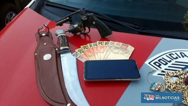 Certa quantia em dinheiro foi encontrada no bolso de um dos presos. Foto: MANOEL MESSIAS/Agência