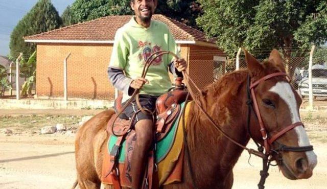 Vítima gostava de participar dos eventos no bairro, como passeio a cavalo e ver a cavalgada. Foto: DIVULGAÇÃO