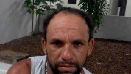 """Edson de Carvalho Santos, vulgo """"Baiano"""", usava o nome do irmão desde que fugiu ao ser beneficiado por uma saidinha temporária. Foto: DIVULGAÇÃO"""