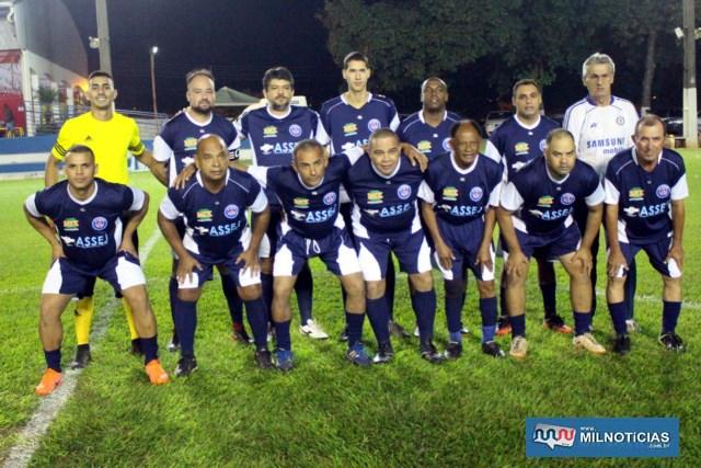 Equipe do WWM venceu por 4 a 1 na estréia do Campeonato do Cecam. Foto: MANOEL MESSIAS/Agência