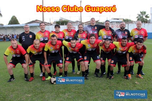 Nosso Clube Guaporé vai tentar reverter a vantagem do adversário. Foto: MANOEL MESSIAS/Agência