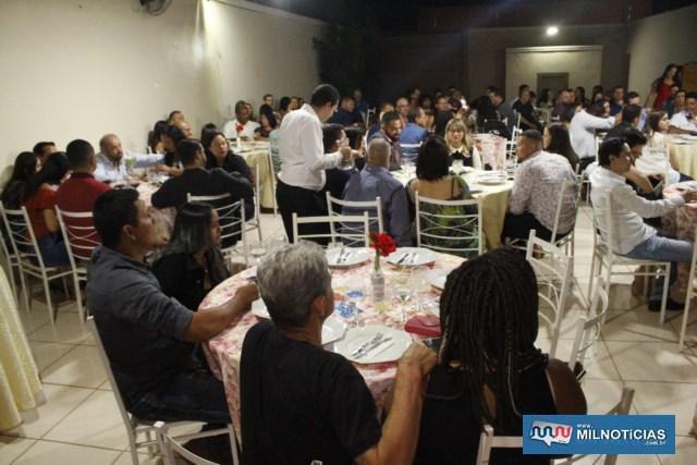 2º Encontro de Casais aconteceu no último sábado, 15, no Varanda Eventos. Fotos: MANOEL MESSIAS/Mil Noticias