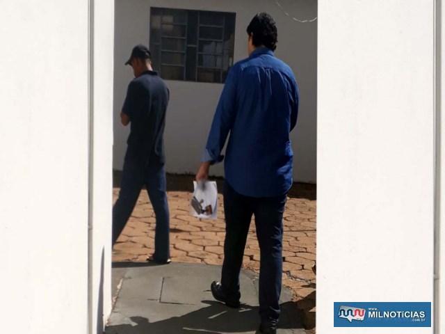 Acusado foi preso na segunda-feira, 03 e solto na terça-feira, 04, em audiência de custódia. Foto: MANOEL MESSIAS/Agência