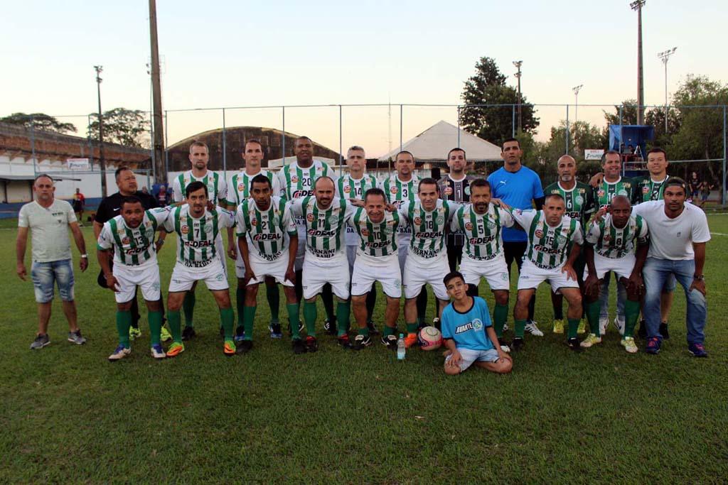 Amigos do Guarani. Foto: MANOEL MESSIAS/Mil Noticias
