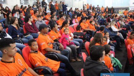 Abertura oficial dos 63° Jogos Regionais de Andradina acontece no dia 05 de julho no Estádio Municipal. Fotos: MANOEL MESSIAS/Agência
