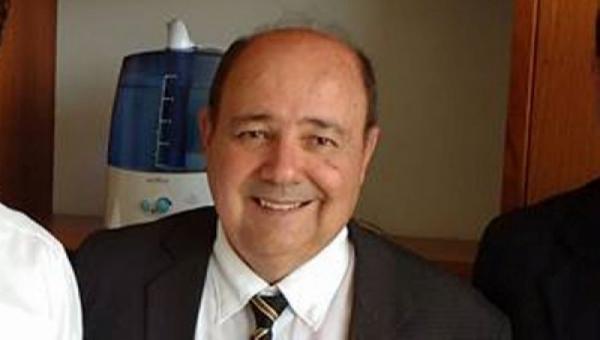 Carlos Ananias Campos de Souza, ex-prefeito de Lucélia. Foto: DIVULGAÇÃO