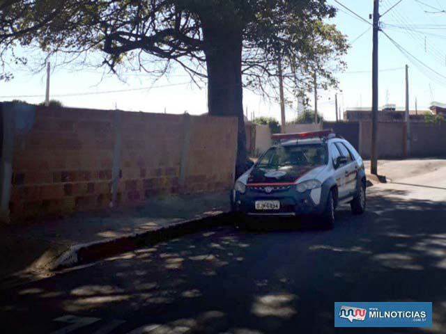 Tentativa de Homicídio foi próximo de uma outra que aconteceu no dia anterior no mesmo bairro Gasparelli. Foto: MANOEL MESSIAS/Agência