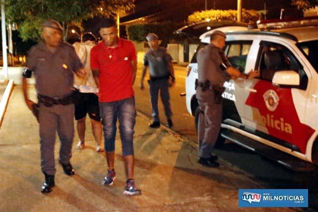 O filho da acusada havia sido preso em abril último e foi pego em flagrante novamente pelo mesmo crime de tráfico. Foto: MANOEL MESSIAS/Agência