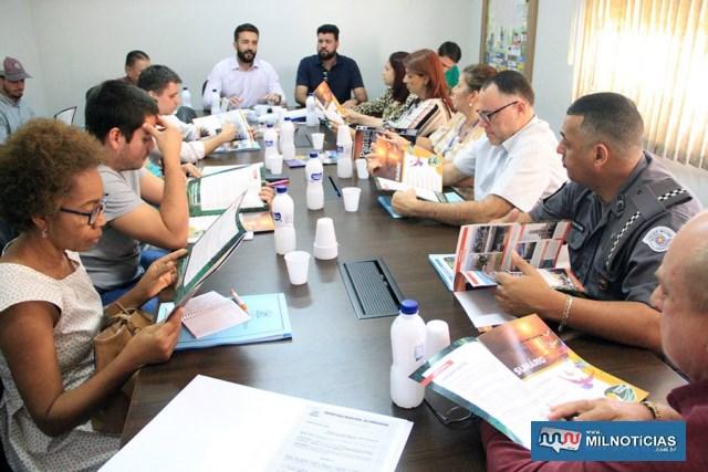 Conselho Municipal de Turismo é formado por membros da sociedade civil e governamentais. Foto: Secom/Prefeitura