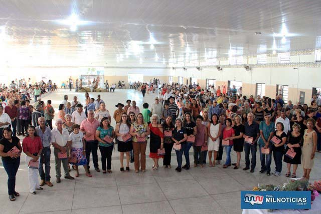 Evento faz parte do calendário de festejos do Governo de Andradina. Fotos: Secom/Prefeitura