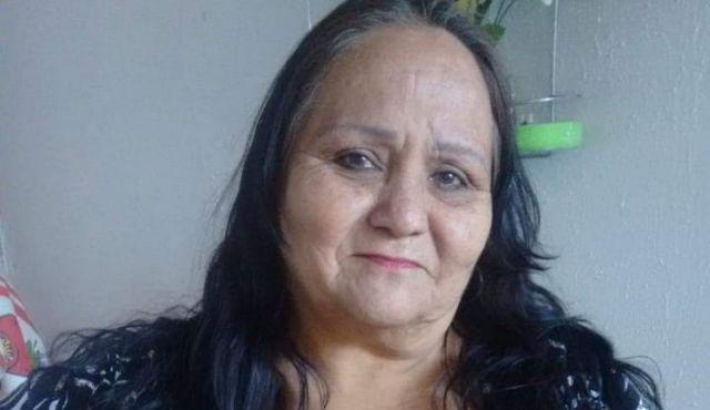 Regina Perez, de 59 anos, foi morta com 7  facadas  em Guararapes. Foto: DIVULGAÇÃO